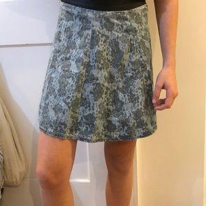H & M Divided A-line skirt